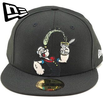 d4e2097d NEWERA new gills cap New Era Popeye 59FIFTY baseball cap hat (11558015 SS18)
