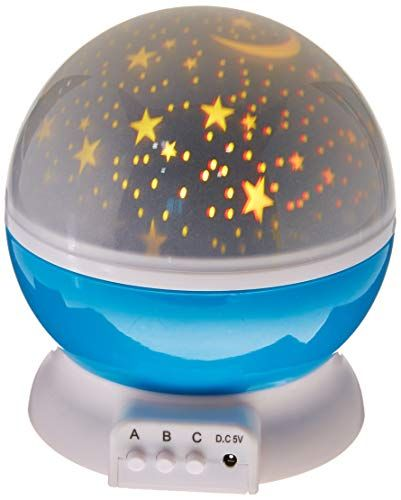 Adoric 361 Night Lamp Star Light Rotating Projector Night Lamps Starlight