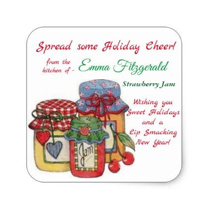 Homemade Jam Jar Label Christmas Saying Christmas Stickers Xmas Eve Custom Holiday Merry Christmas Christmas Jam Jam Jar Labels Label Christmas