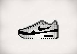 Resultat De Recherche D Images Pour Pixel Art Marque Nike Dibujos En Cuadricula Cuadricula Para Dibujar Dibujos Pixelados