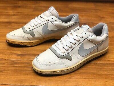 New Vintage Nike Dunks Low Top Sneakers 1980 S Men S Size 13 Ebay In 2020 Vintage Nike New Vintage Nike Dunk Low