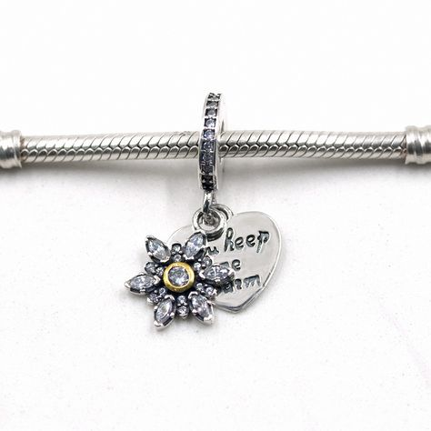 Wholesale 6pcs Silver Symbol European Spacer Charm Beads For Bracelet Necklace