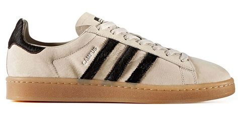 adidas Originals CAMPUS [CLEAR BROWN CORE BLACK SILVER