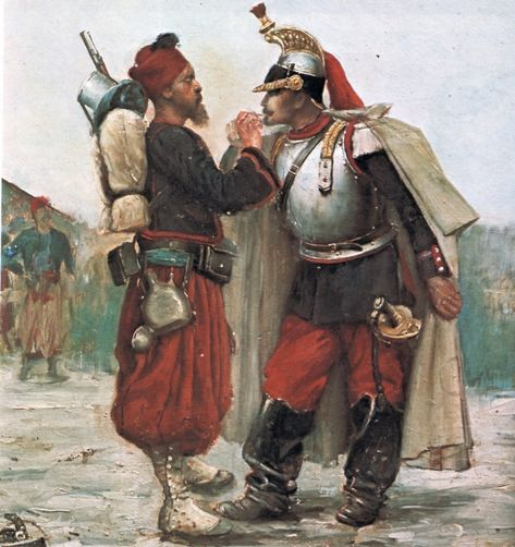 Zouaves - Page 7 - Armchair General and HistoryNet >> The Best Forums in…