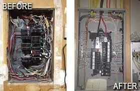 Service Or Panel Upgrades 100 Or 200 Amp Toronto And Gta Electrical Panel Electricity Residential Electrical