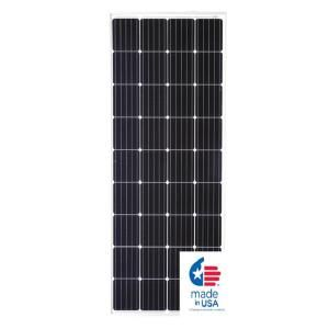 Renogy 160 Watt 12 Volt Extremely Flexible Monocrystalline Solar Panel Ultra Lightweight Rng 160db H The Home Depot In 2020 Solar Panels Flexible Solar Panels Solar Pv Panel