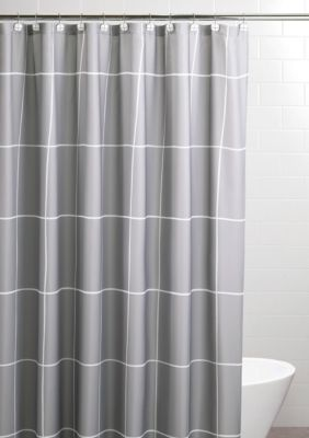 Sparrowhawk Landon 84 Inch Shower Curtain Set Long Shower