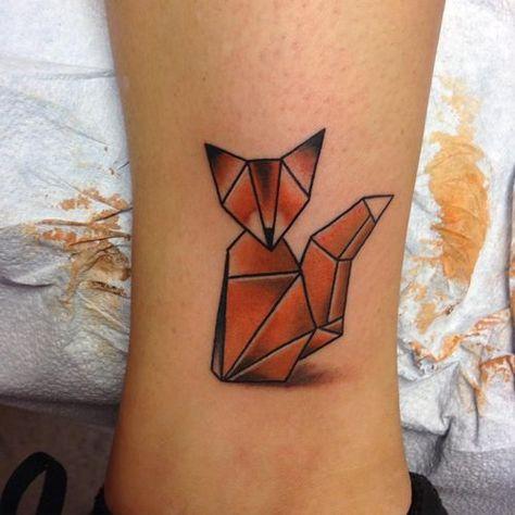 Tatuaje De Zorro Significado Y Disenos Tatuaje Tatuaje De Zorro