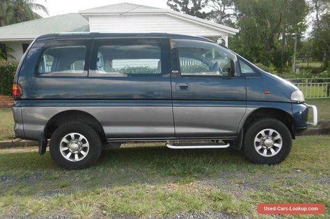 473920f51a 7 seater 4WD Delica passenger Van  mitsubishi  delica  forsale  australia