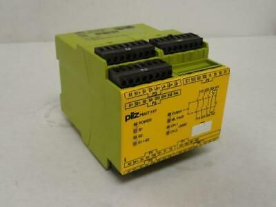 Ad Ebay Url 177829 New No Box Pilz Pmut X1p Muting Controller Safety Relay 24vdc 6 4w Relay Ebay Things To Sell