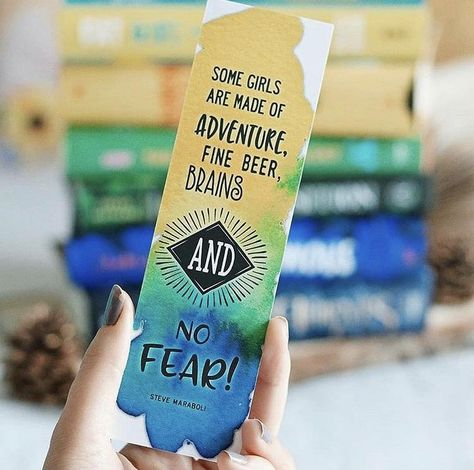 """Perfect for slipping in the pages of your most beloved book.This quote bookmark is a perfect addition to your collection.With a luxurious velvet soft touch card and vivid colors on both sides, it poses perfectlyfor your photographs and will not show any fingerprints.Your bookmark have been professionally printed to insure the best quality of every single one.Each one is 2"""" wide by 7"""" tall. Bookmark will ship quickly in a removable clear plastic sleeve and rigid cardboard mailer for protection.NO"""