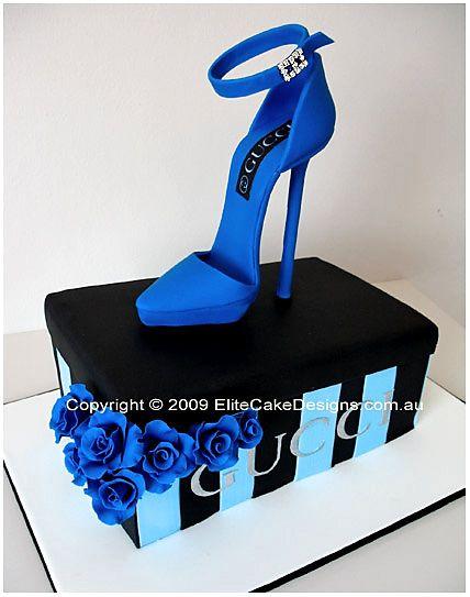 Aiguille Talon Haut Lady Shoe Fondant Moule Gâteau Mariage Fête Décoration Mold Ke