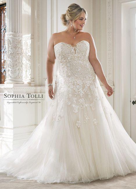 sleeveless Adonia (Y11866LS) by Sophia...