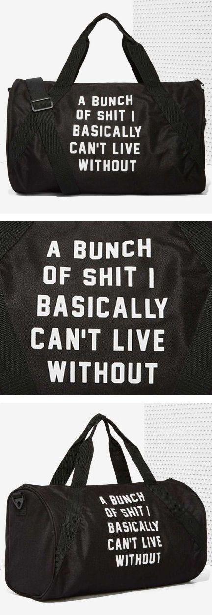 ... Yup I SO Need This Bag :0)