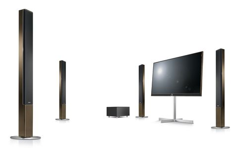 9 best Loewe Reference images on Pinterest Loewe, Search and Searching - meuble tv home cinema integre watts