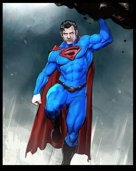 Superman - - Fribly