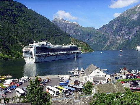 Download This Cool Website Building Software Norway Fjords Fjord Cruises Cruise Ship