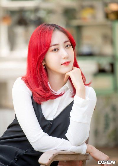 Dedicated To Female Kpop Idols Korean Girl Band Sinb Gfriend Kpop Girls