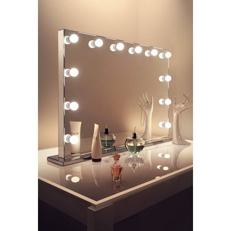 Home With Images Hollywood Vanity Mirror