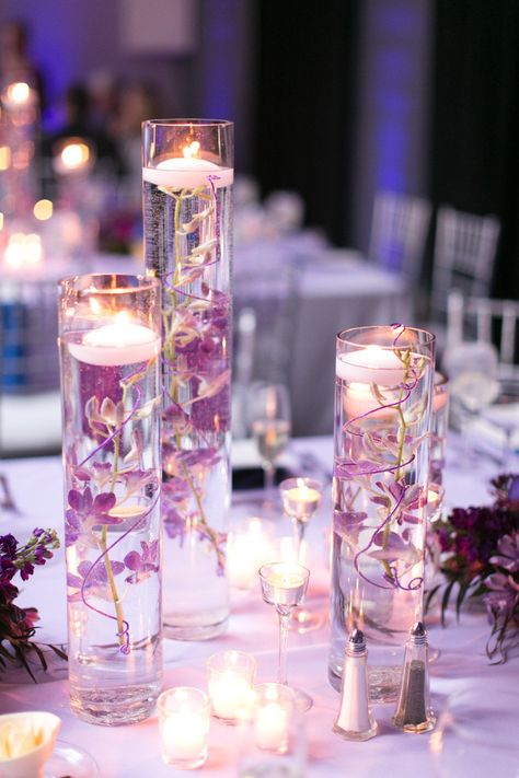 Hochzeitsdeko Flieder