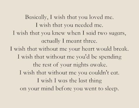 i wish you understood how much i love you quotes