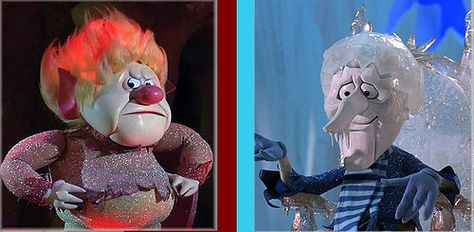 heat miser and snow miser