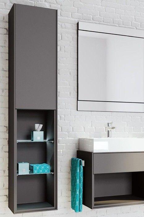 Hochschrank J Bath In 2020 Hochschrank Schrank Badgestaltung