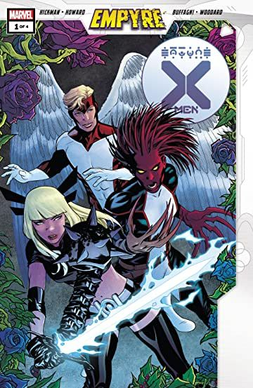 Empyre X Men 2020 1 Of 4 In 2020 X Men Comics Marvel Comic Books