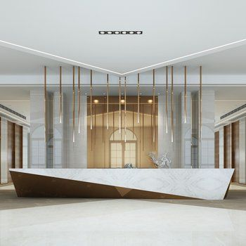 Get The Best Luxurious Decor Ideas For Your New Hotel Lobby And