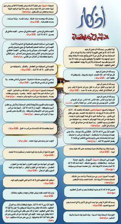 صور اذكار الصباح والمساء 2018 مكتوبة علي صور ميكساتك Islam Facts Islamic Quotes Quran Islamic Quotes