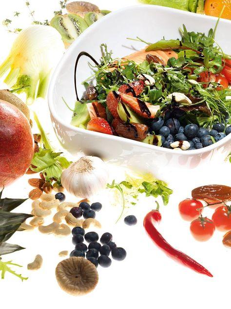 Фруктовый диетически салат рецепт