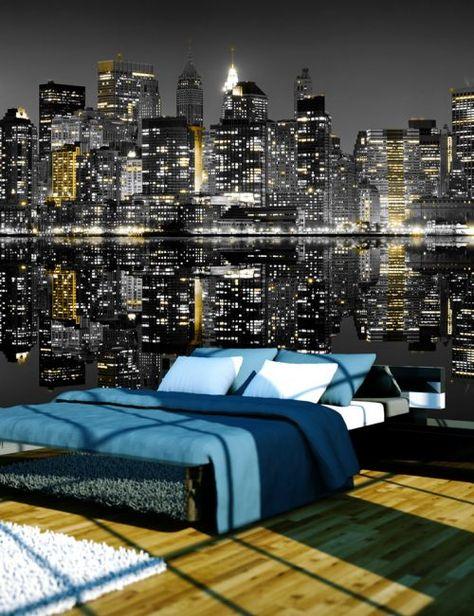 best 20+ camera da letto tema new york ideas on pinterest - Camera Da Letto Tema New York