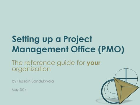 Project Management Office Pmo By Anand Subramaniam Via