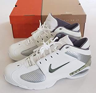 Nike Og 2003 Air Max Frenzy Basketball Sneakers Trainers Shoes Deadstock Vintage Retro In Box Men S Uk 9 5 Eur 44 5 Basketball Sneakers Sneakers Nike Air Max