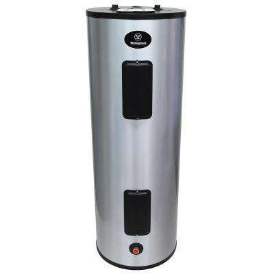 52 Gal 5500 Watt 6 Year Residential Electric Water Heater With Durable 316l Stainless St Stainless Steel Tanks Electric Water Heater Tankless Water Heater Gas