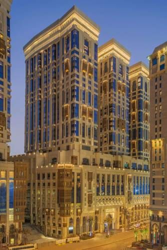 جبل عمر حياة ريجنسي مكة فنادق السعودية شقق فندقية السعودية Luxury Hotel Mecca Makkah
