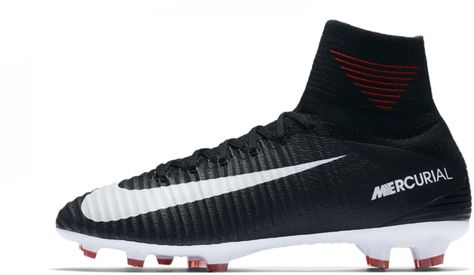 best service 1bde2 f0cbc Nike Jr. Mercurial Superfly V Dynamic Fit FG Big Kids Firm-Ground Soccer  Cleat