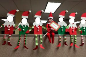 Simple Office Christmas Decoration Ideas Office Christmas Decorations Office Christmas Christmas Decorations