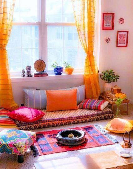 New Living Room Ideas Indian Moroccan Decor 57 Ideas Roomdecor Livingroom In 2020 Bohemian Living Room Decor Indian Living Rooms Indian Home Decor