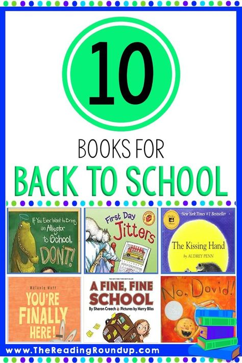 10 Must Read Books for Back to School