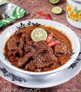 Lapis Daging Sapi Pedas Resep Masakan Resep Daging Sapi