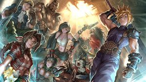 Final Fantasy 7 Remake Characters 4k 40 Wallpaper For Desktop Laptop Imac Macbook Pc Tablet And Smartphone Iphone An Final Fantasy Fantasy Ipad Sale