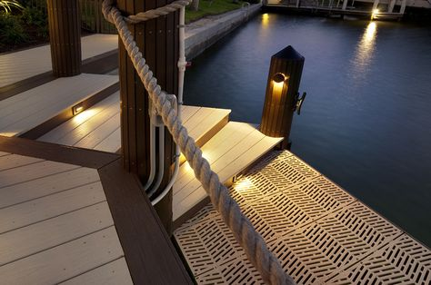 Azek Decking With Surestep Grates Pictures Provided By Julian Interiors Www Shorelinelumber Com Azek Decking Outdoor Decor Azek