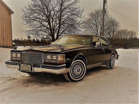 My 1985 Cadillac Seville Elegante 1980 1985 Cadillac Seville