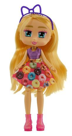 Boxy Girls S2 Hazel Multicolored Kawaii Crush Girls Series Dolls