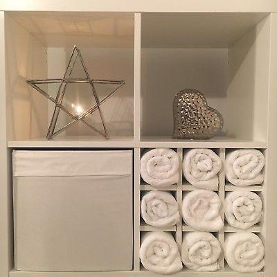 15 Genius Ikea Hacks To Turn Your Bathroom Into A Palace Ikea Lack Wall Shelf Ikea Lack Shelves Shelves