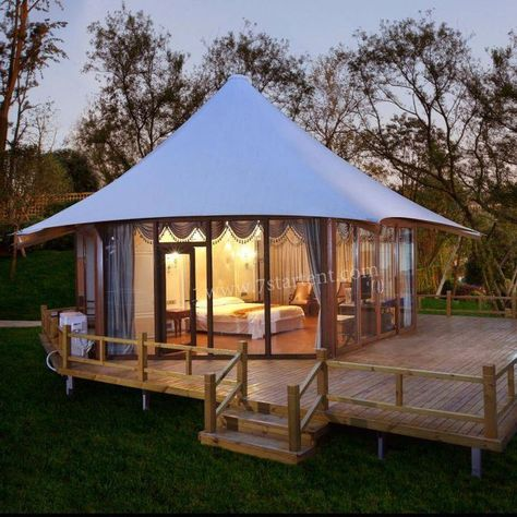 Eco Friendly Glamping Tent for Resort and Hotel in 2020