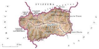 Cartina Fisico Politica Valle D Aosta.Cartina Della Valle D Aosta Fisica Cerca Con Google Fisico
