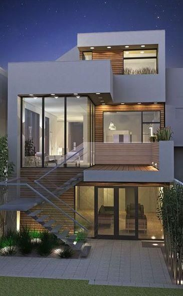 Modern Design In 2020 Architecture House Beautiful Home Designs House Designs Exterior