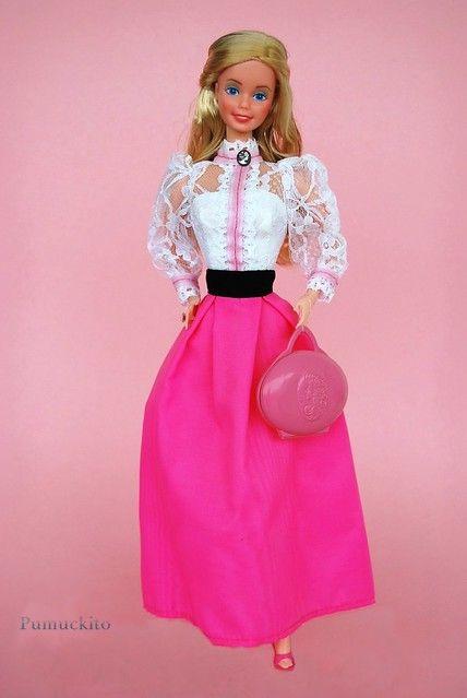 Fröplanta Svårfångad en borgenär  Barbie Angel Face 1982 i 2020 | Barbie, Dockor, Kläder